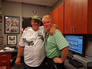 John Daly and Rory at Sox Park DS