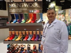DSC06009 Gil from Kentwool socks DS