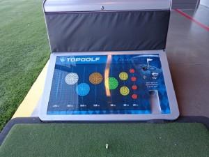 DSC06330 Top golf target board DS