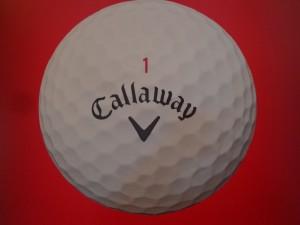 DSC06407 Callaway golf ball logo DS