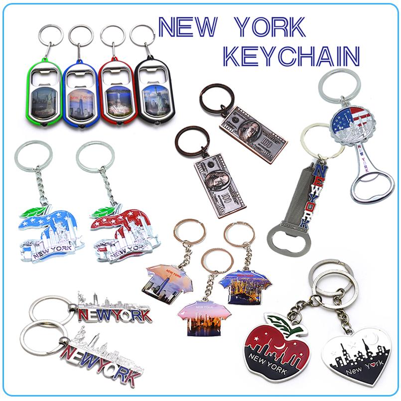 NY Key Chain