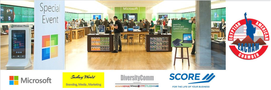 Workshops with SCORE OC and Microsoft