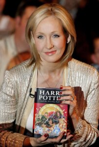 jk rowling e harry potter