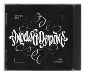 Angels and Demons CD by Dan Brown