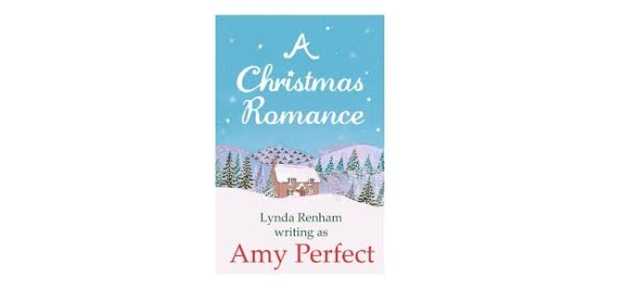 Feature Image - A Christmas Romance by Lynda Renham