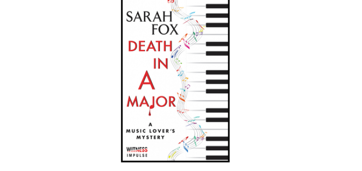 Feature Image - Death in a Major by Sarah Fox