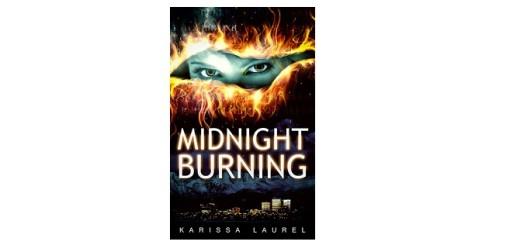 Feature Image - Midnight Burning by Karissa Laurel