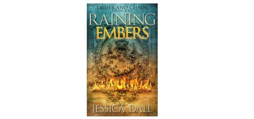 Feature Image - Raining Embers by Jessica Dall
