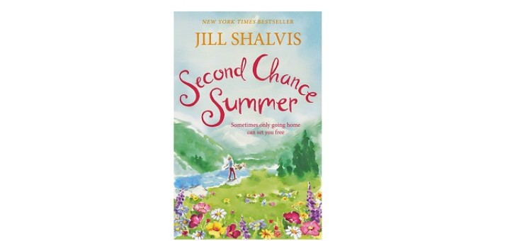 Feature Image - Second Chance Summer by Jill Shalvis