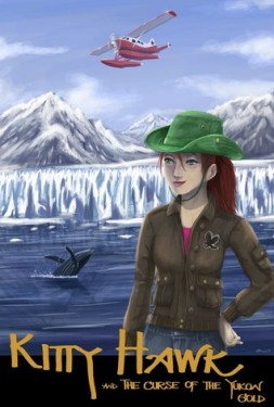 Kitty Hawk and the Curse of the Yukon Gold by Iain Reading