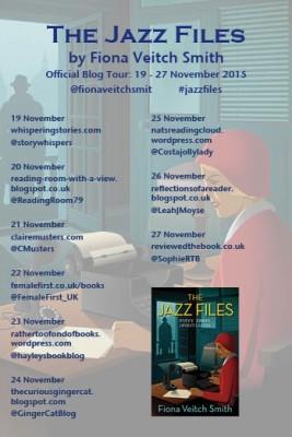Jazz files blog poster