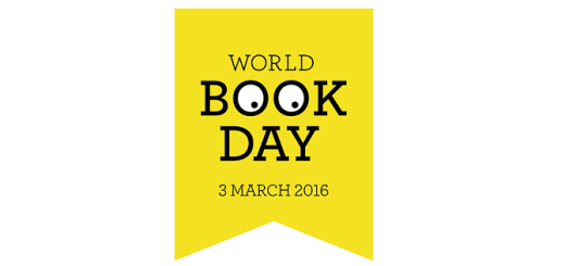 World Book Day 2016 Logo - Feature Image