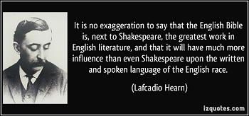 English quote