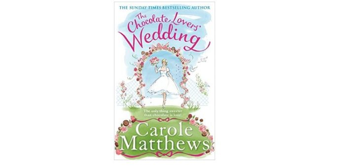 Feature Image - The Chocolate Lovers wedding by Carole Matthews
