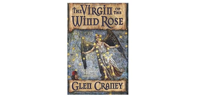 Feature Image - The Virgin of the Wild Rose by Glen Craney