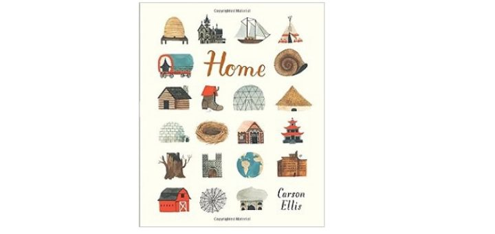 Feature Image - Home by Carson Ellis