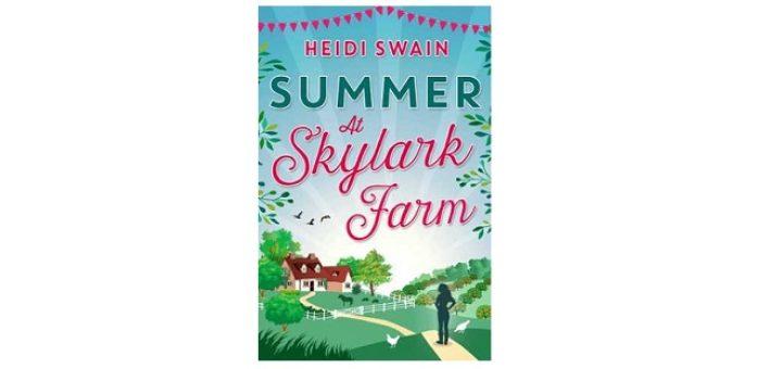 Feature Image - Summer at Skylark Farm - Heidi Swain