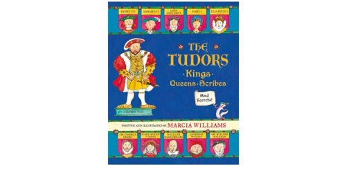 Feature Image - The Tudors by Marcia Williams