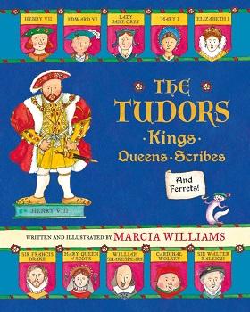 The Tudors by Marcia Williams