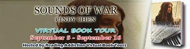 Sounds of war tour poster