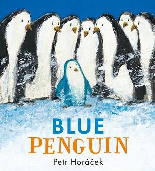 blue-penguin