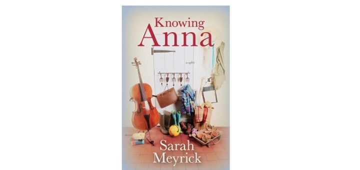 Feature Image - Knowing Anna by Sarah Meyrick