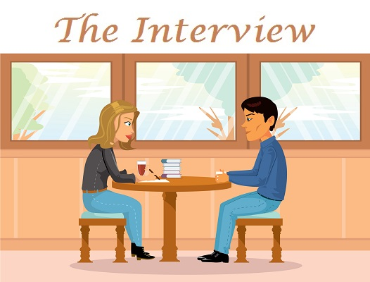 Interview male