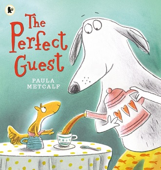The Perfect Guest by Paula Metcalf