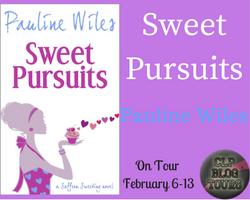 Sweet Pursuits tour poster