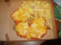 Chicken Parmo