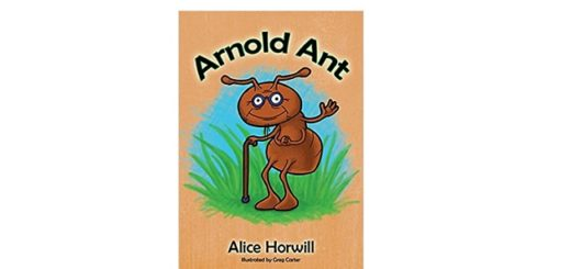Feature Image - Arnold Ant by Alice Horwill