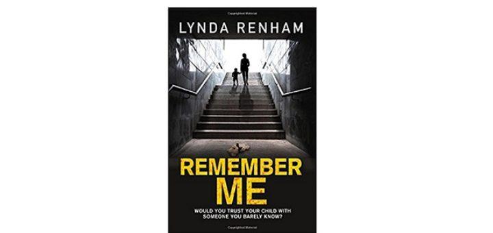 Feature Image - Remember Me by Lynda Renham