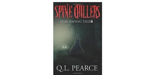 Feature Image - Spine Chillers by Q.L Pearce
