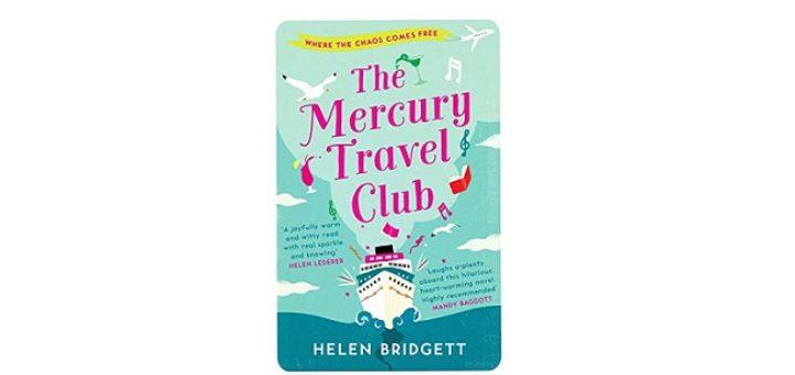 Feature Image - The Mercury Travel Club by Helen Bridgett