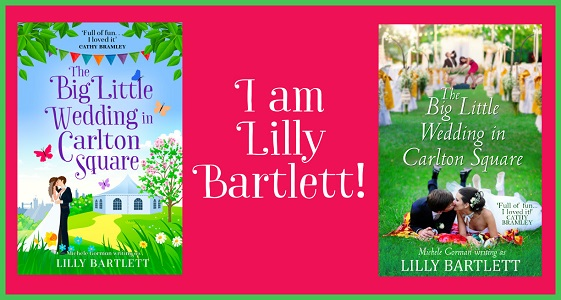 I am lilly Bartlett poster