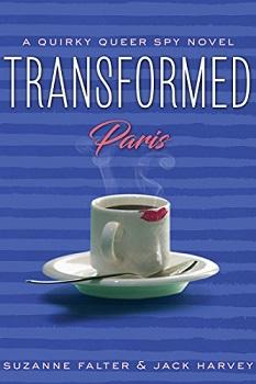 Transformed Paris by Suzanna Falter & Jack Harvey