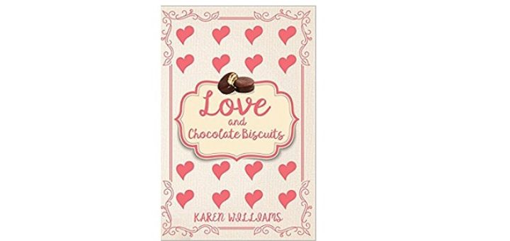 Feature Image - Love and chocolate biscuits by karen williams