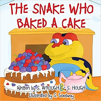 the snake who baked a cake by s. afrough