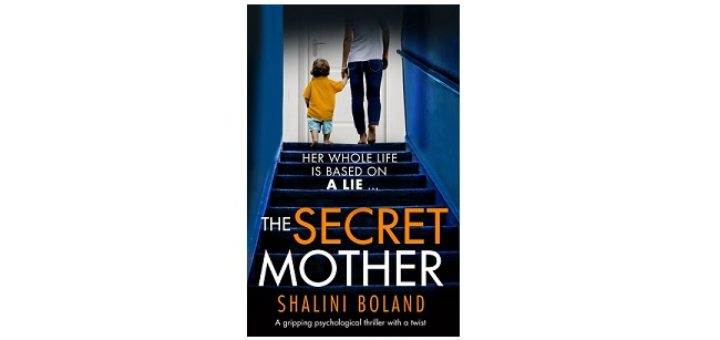 Feature Image - The-Secret-Mother-Kindle