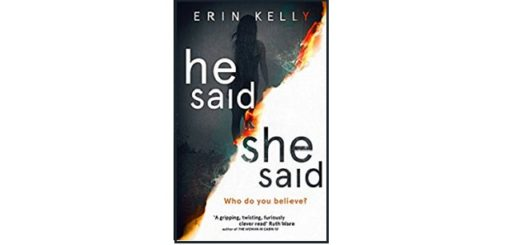 Feature Image - He Said She Said by Erin Kelly