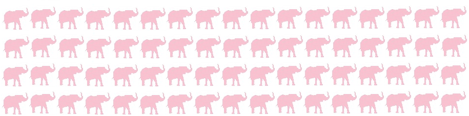 pink elephants lots
