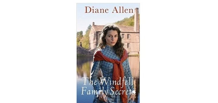 Feature Image - the windfell family secrets by diane allen