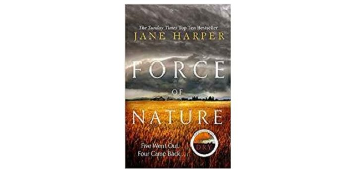 Feature Image - force of nature by jane harper