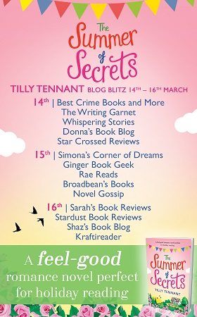 The Summer of Secrets - Blog Tour