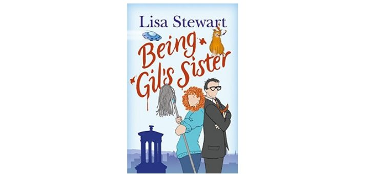 Feature Image - Being Gils Sister by Lisa Stewart