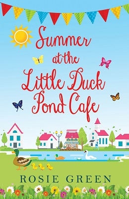 Summer at the Little Duck Pond by Rosie Green