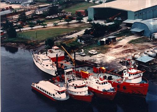 CBG -Coastal Shipping Base Warri, Nigeria