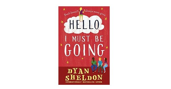 Feature Image - Hello I must Be Going by Dyan Sheldon
