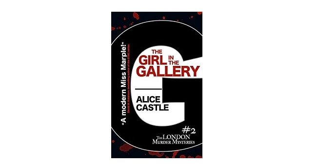 Feature Image - The Girl in the Gallery by Alice Castle