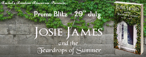 Josie James and the Teardrops of Summer - Promo Blitz